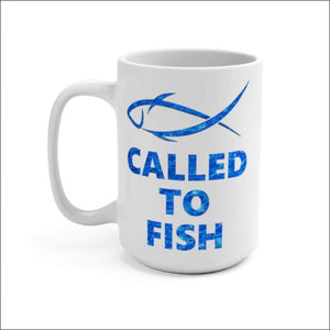 Called to Fish Mug 15oz - Mug