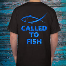 Load image into Gallery viewer, Called to Fish Premium Short Sleeve T-Shirt - 8 Colors - T-Shirts