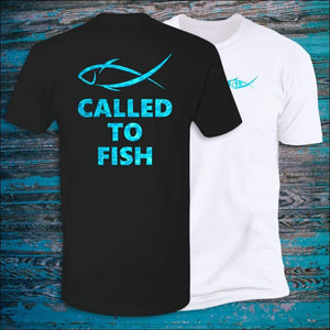 Called to Fish Premium Short Sleeve T-Shirt - 8 Colors - T-Shirts