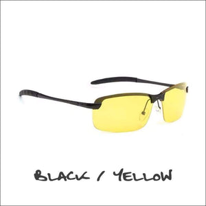 Crowley Clay Crusher Polarized Sunglasses - 5 Styles - Black/Yellow - Sunglasses