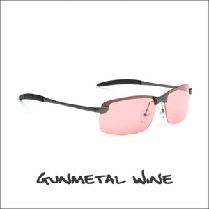 Crowley Clay Crusher Polarized Sunglasses - 5 Styles - Gun/Wine - Sunglasses