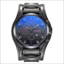Load image into Gallery viewer, Fashion Dress Watch - 5 Colors - Black / Gray - Watch