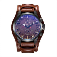 Load image into Gallery viewer, Fashion Dress Watch - 5 Colors - Brown / Brown - Watch