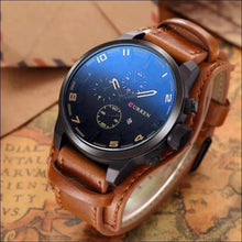 Load image into Gallery viewer, Fashion Dress Watch - 5 Colors - Watch