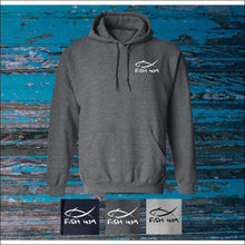 Load image into Gallery viewer, Fish 419 Classic Design Hoodie - 3 Colors - Sweatshirts