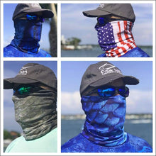 Load image into Gallery viewer, Fish 419 Fishing Sun Gaiter - 9 Designs - Gaiter