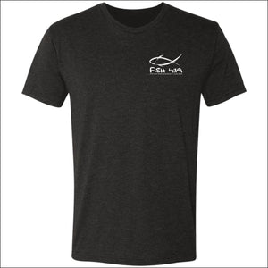 Fish 419 Mens Vintage Called to Fish T-Shirt - 4 Colors - Vintage Black / S - T-Shirts