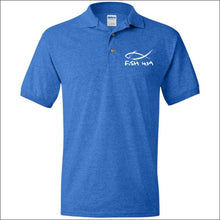 Load image into Gallery viewer, Fish 419 Performance Polo - Royal / S - Polo Shirts