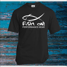 Load image into Gallery viewer, Fish On Classic Unisex T-Shirt - T-Shirts