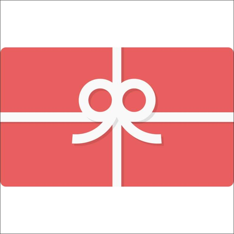 Gift Cards $10 - $100 - $10.00 USD - Gift Card