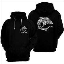 Load image into Gallery viewer, Limited Edition Shark Premium Hoodie - Black / S - T-Shirts