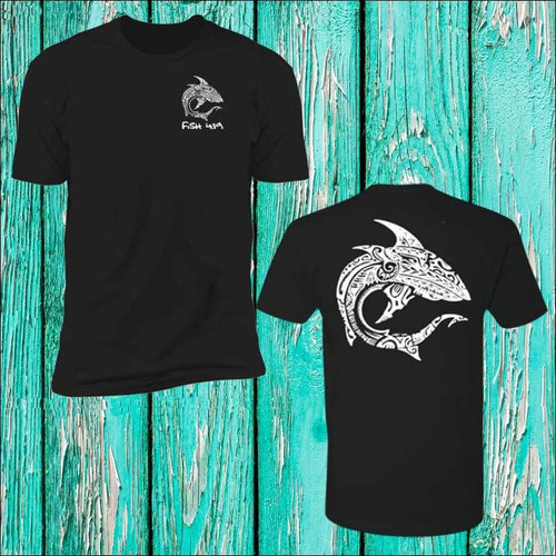 Limited Edition Shark Premium Short Sleeve T-Shirt - T-Shirts