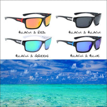 Load image into Gallery viewer, Oculus HD Polarized Sunglasses - 4 Styles - Sunglasses