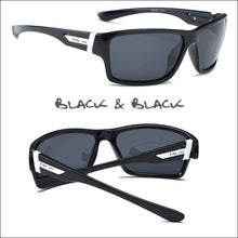 Load image into Gallery viewer, Oculus HD Polarized Sunglasses - 4 Styles - Black/Black - Sunglasses