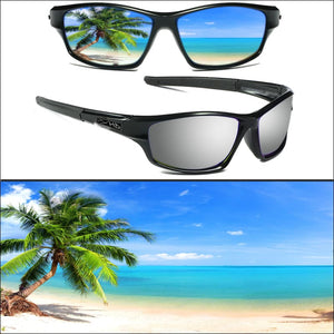 PHDP Lens Replacement - NC - Silver - Sunglasses