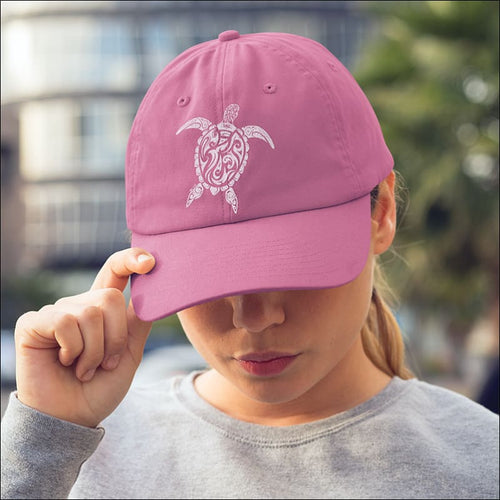 Sea Turtle Ladies Cap - 4 Colors - Hats
