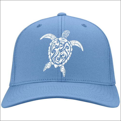 Sea Turtle Ladies Cap - 4 Colors - Carolina Blue / One Size - Hats