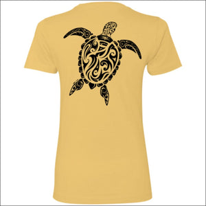 Sea Turtle Ladies Premium Boyfriend T-Shirt - 6 Colors - T-Shirts