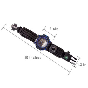 Survival Multi Function Watch - 2 Colors - Watch
