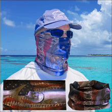 Load image into Gallery viewer, Tarpon & American Flag Sun Gaiter