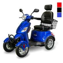 E Wheels EW-46 Long Range Full Suspension Mobility Scooter