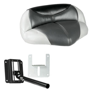 Quietkat Fixed Position Boat Seat Package - Bike Accessory $239.00