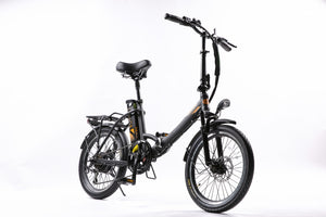 Folding Electric Bike GreenBike Classic LS 350W 36V