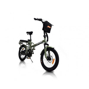 Affordable Cruiser Electric Bike GreenBike JAGER DUNE 350W 36V - electric bike