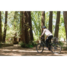AmericanElectric Electric Bike GENZE E152 Ste-Thru Black 350W - electric bike