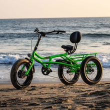 Beach Cruiser Tricycle Addmotor MOTAN M-360 750W (Pedal Assist) - electric bike