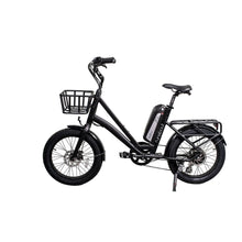 Cruiser Electric Bike Civi Bikes RUNABOUT 48V 500 Watt - electric bike