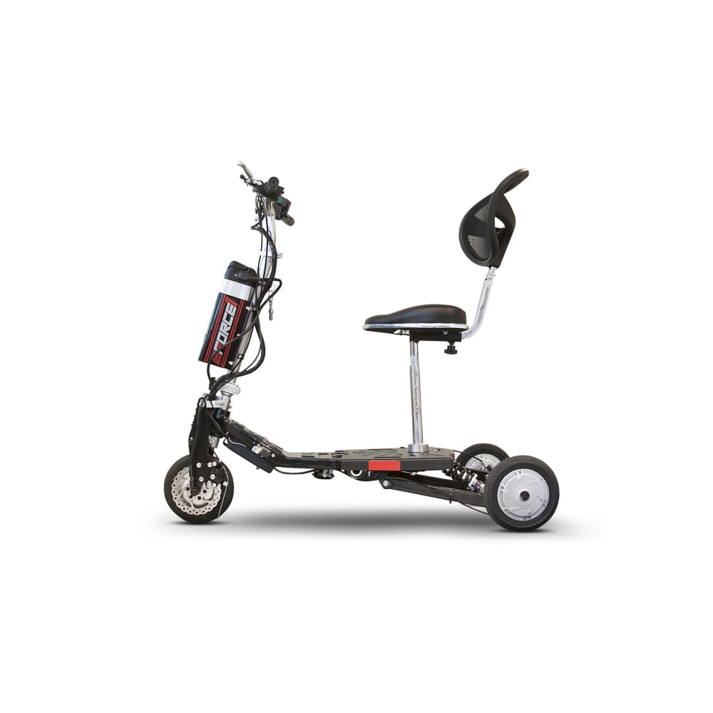 E Wheels EW-07 Light Weight Portable and Powerful Mobility Scooter - electric scooters