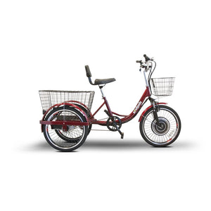 E Wheels EW-29 Low Step-Thru Electric Trike - electric bike