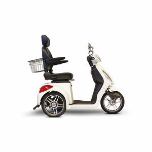 E Wheels EW-36 Elite Powerful Three-Wheel Mobility Scooter - mobility scooter