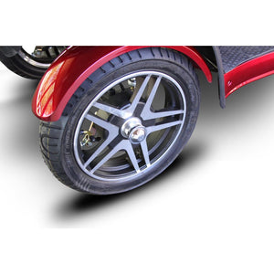 E Wheels EW-72 High Performance Full Suspension Mobility Scooter - mobility scooter