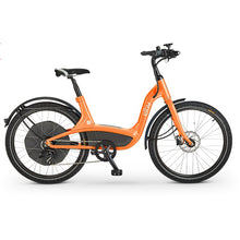 Elby S1 Electric Cruiser Bike E01C - 48V 500W - Orange - E01C2G9B99 - electric bike