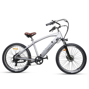Electric Bike Nakto Santa Monica City Cruiser 500W 26 Wheel - electric bike