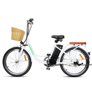 Electric City Cruiser Bike NAKTO Elegance 22 - 250W - ElW22U005 - electric bike