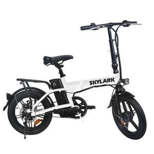 Electric Folding Bike Nakto Skylark 220W - SkyXW160006 - electric bike
