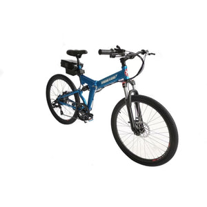 Electric Folding Bike X-Treme XC-36 36V 350W - Full Suspension Electric Bike - electric bike