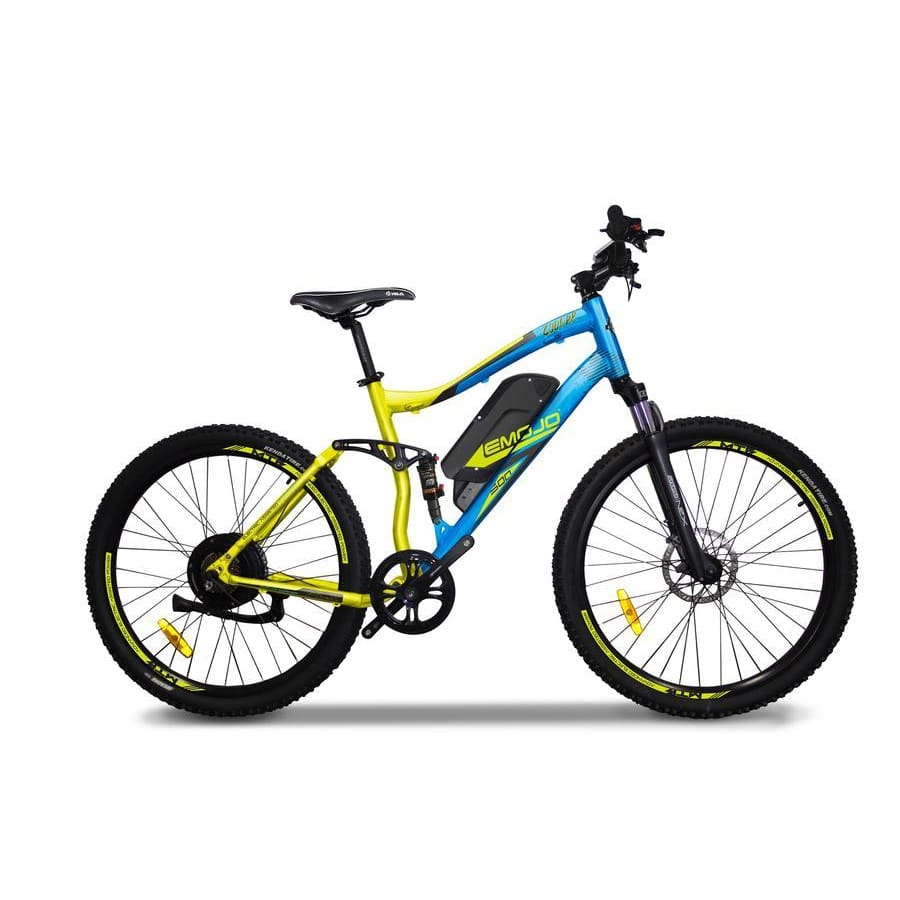 Electric Mountain Bike EMOJO Cougar 500 Watt 48V (2019) - electric bike