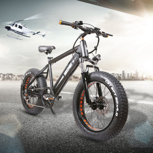 Electric Mountain Bike Nakto Discovery 300W 48V 8Ah - DisXB200010 - electric bike