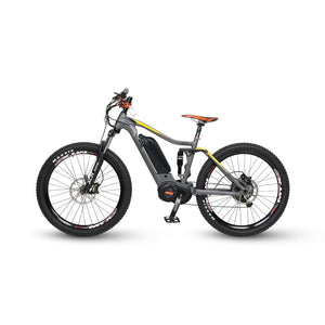 Electric Mountain Bike QuietKat Quantum Fat Tire Bike - 750/1000 W (2019) - electric bike