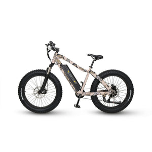 Electric Mountain Bike QuietKat Ranger Fat Tire Bike - 750 Watt (2019) - electric bike