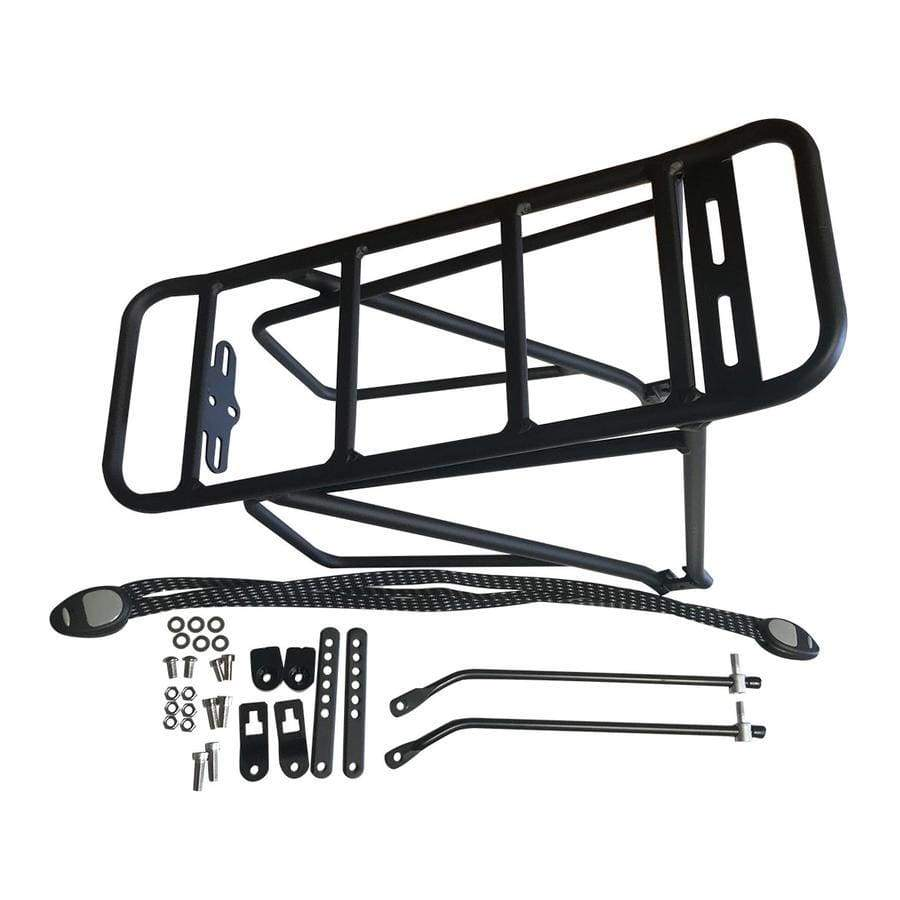 Emojo Metal Rack For Wildcat - Electric Bike - Bike Accessory $55.00