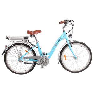 Electric Cruiser Bike Eprodigy Banff 750W 48V - Bf-48V - Blue - Electric Bike $2399.00