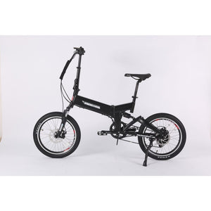 Fold Electric Bicycle - X-Treme E-Rider 48 Volt Mini 500W - electric bike