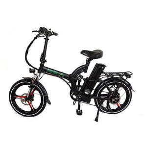 Folding Electric Bike Green Bike USA - GB500 MAG - 500W 18.2 Ah - electric bike