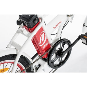 Folding Electric Bike GreenBike Alpha Speed 350W 36V - electric bike
