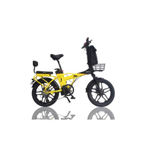 Folding Electric Bike GreenBike JAGER STADT 500W 48V - electric bike
